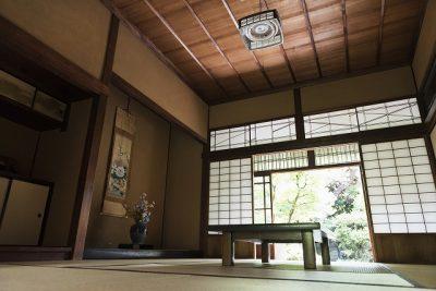 日本家屋 室内